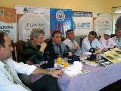 Se realizó el lanzamiento de la campaña en Jujuy de lucha contra el dengue 2012
