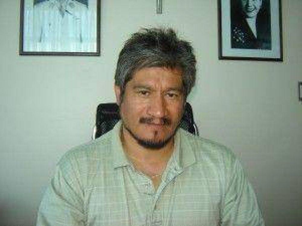 """Para el titular de la CGT Jujuy """"el gobierno nacional es el causante de la división del movimiento obrero"""""""