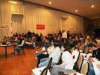 Comenzó la 49ª Expo Rural con una charla sobre pulverizaciones