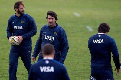 Los Pumas, con el equipo definido para el gran debut