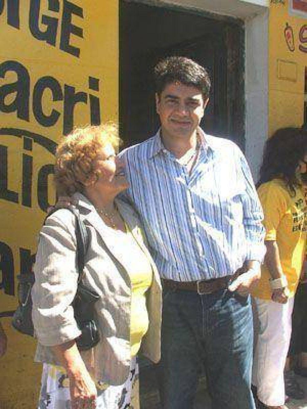Concejal pide por Jorge Macri, candidato del Pro