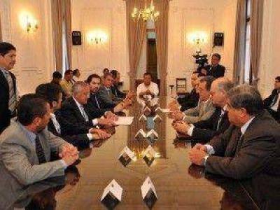 Reunión de Comité Ejecutivo de OFEMI en Jujuy: se firmó convenio para mejora de la actividad minera