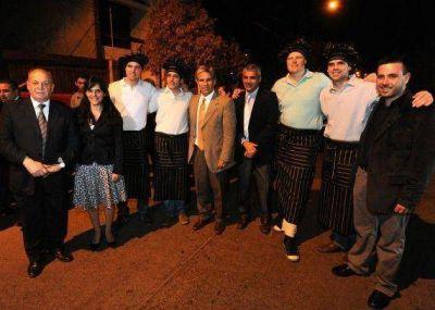 Villa Mercedes: dos nuevas empresas de jóvenes sanluiseños fueron inauguradas por el Gobernador