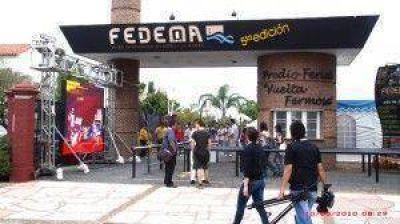Apertura oficial de FEDEMA que inició una activa ronda de negocios