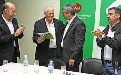 AVELLANEDA: Ferraresi suma al sector de Laborde y calienta la interna del PJ