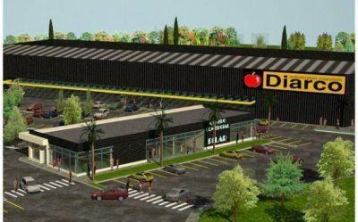 Diarco inauguró en Pilar su primer centro comercial