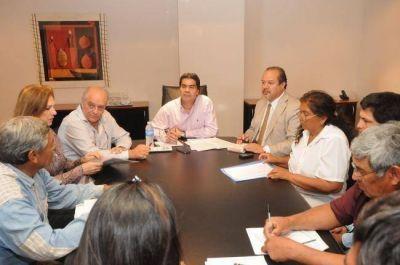 A fines de octubre, comenzarán a construir el hospital de Colonia Aborigen