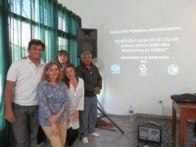 Proyecto de derecho a la salud de los adolescentes desde una perspectiva de g�nero