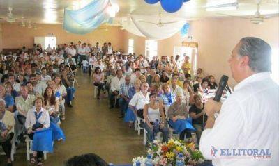 Liberales se mostraron unidos y ratificaron alianza con la UCR