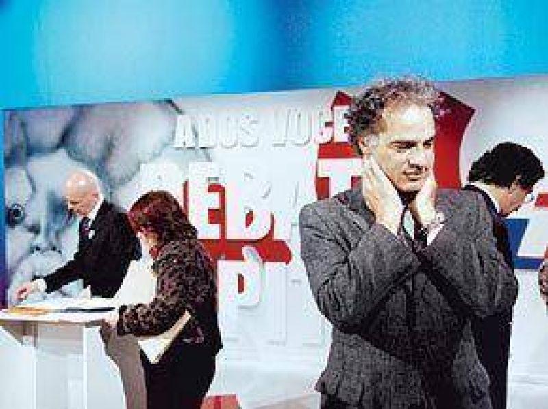Ibarra y Telerman vuelven al ruedo como candidatos