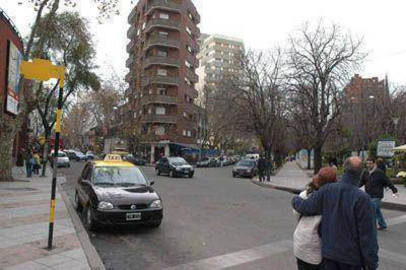 Quieren acelerar la instalación del GPS el botón antipánico en taxis