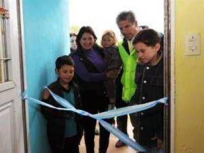 El Gobierno adjudicó cinco viviendas del plan Solidaridad