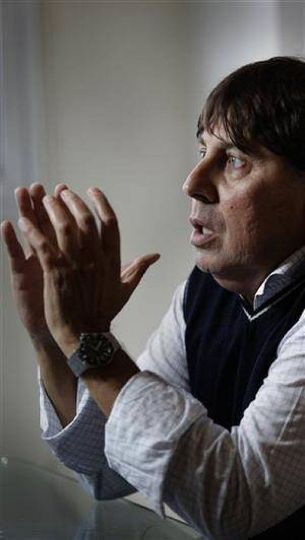 """Pablo Micheli: """"Moyano no va a la marcha para no restarme protagonismo"""""""