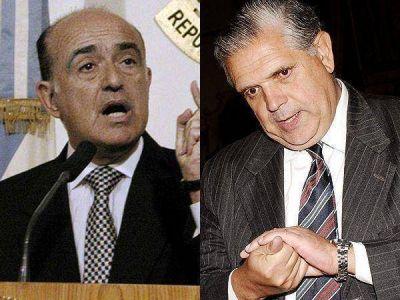 Ruckauf y López Murphy declaran en el juicio por sobornos en el Senado