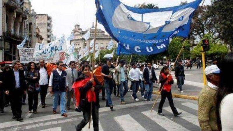 Marcharán en Tucumán para pedir que eliminen el impuesto al salario