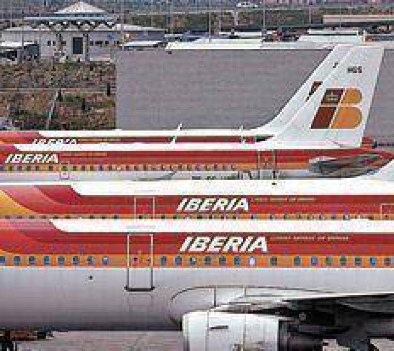 Seis mil despidos en Iberia