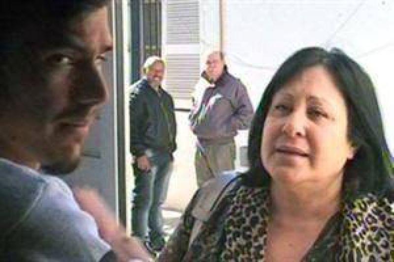 Policías autoconvocados en Chubut reclaman por sus haberes