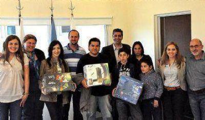 San Luis Digital continúa entregando premios