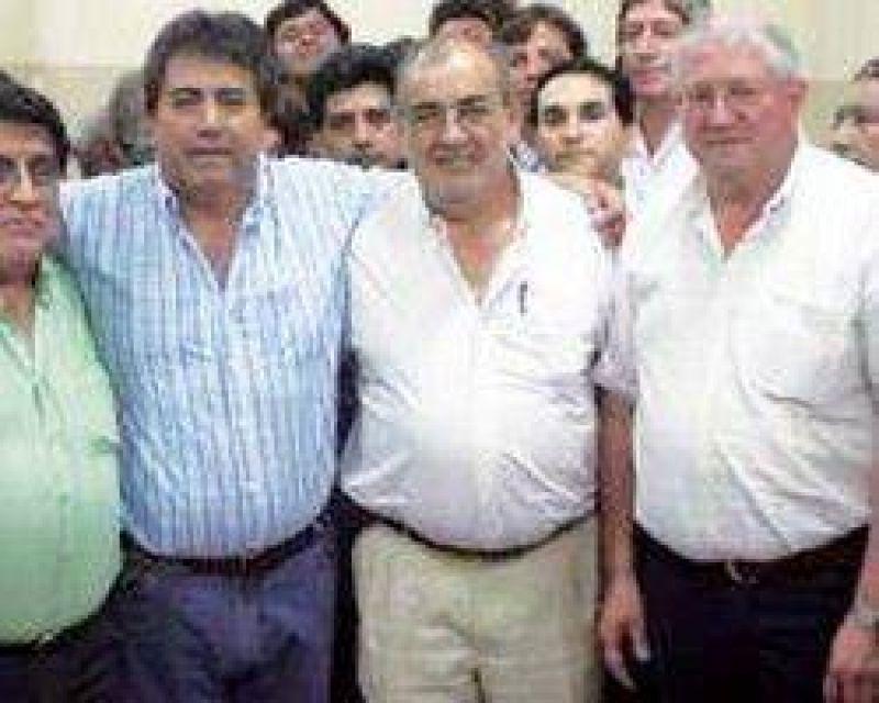 La CGT seguirá unida: Cabello, Figueroa y Castro lo decidieron ayer en reunión