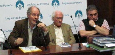 Pino Solanas cerró filas con Moyano para impugnar el Polo Audiovisual de Cristina