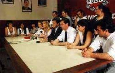 Cena aniversario por el primer gobierno radical del Chaco