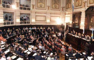 Se traba en la Legislatura el Presupuesto de Scioli