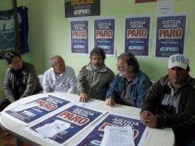 Organizaciones sociales y sindicales de Jujuy marchar�n hoy con varios y fuertes reclamos contra el gobierno provincial