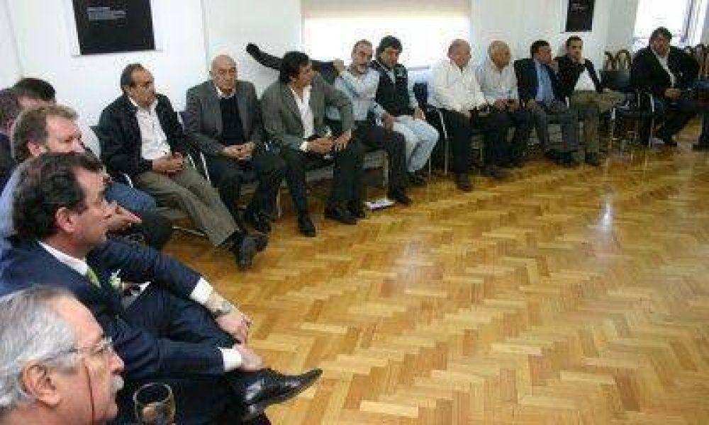 """Rodolfo Calcagni: """"La CGT de Mendoza está más unida que nunca"""""""