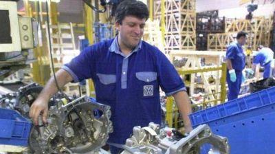 Volkswagen reduce producción en Córdoba por crisis europea