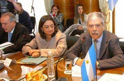 De Vido recibió a Lucía e intendentes catamarqueños