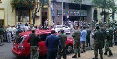 Tras la protesta, denuncian persecución y amenazas en la Agrupación IV de Gendarmeria