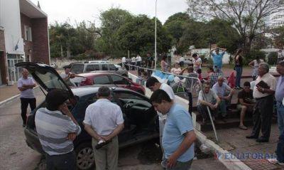 La familia gendarme seguirá su lucha en Corrientes a pesar del repliegue nacional