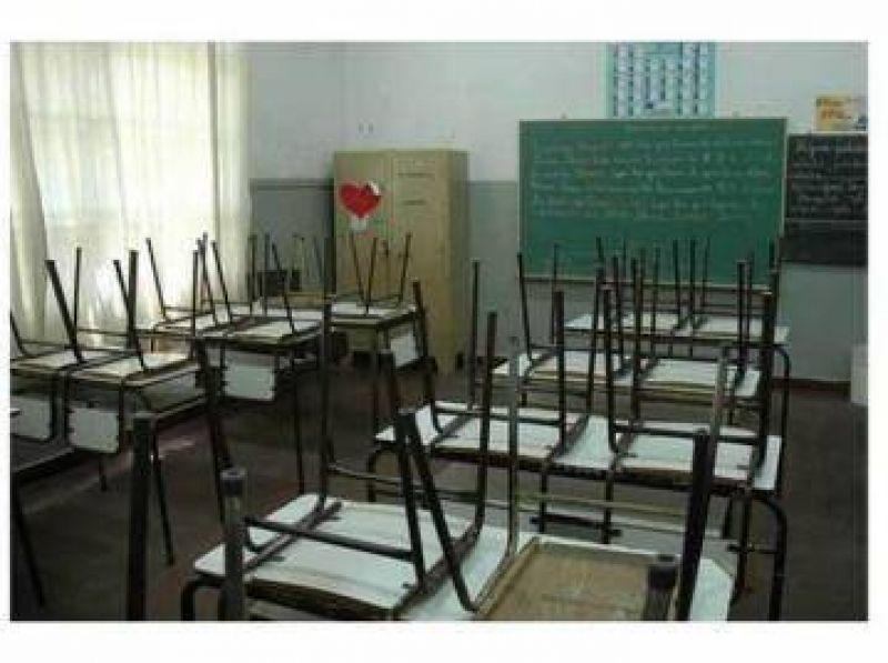 Alto acatamiento en el ámbito estatal al paro docente