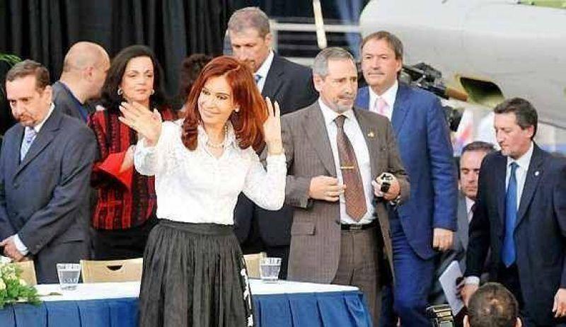 Cristina tomó la bandera del progresismo