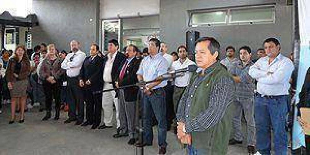 Defendieron la estabilidad institucional de la UNaF