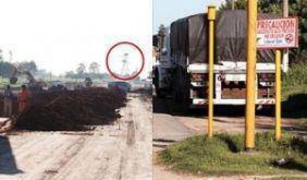 Ruta Nº 1: se rescinde el contrato entre la Provincia y Ponce Construcciones