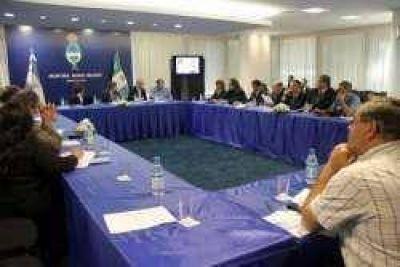 El Consejo de Seguridad Provincial analizó modalidades delictivas