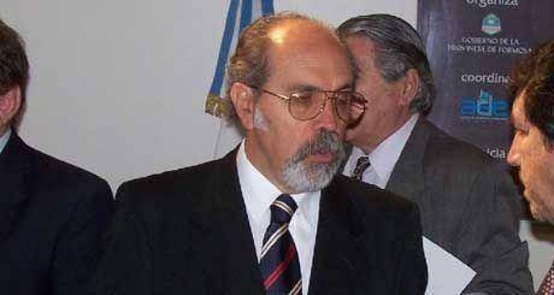 Ministro Jorge Ibáñez: