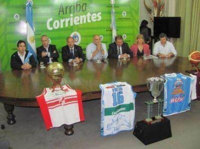 Con el Súper ocho, Corrientes vivirá el mejor básquet