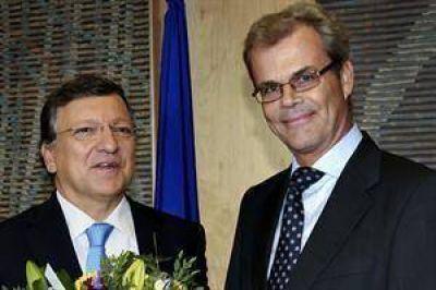 En plena crisis económica, la UE recibe sorpresivamente el Nobel de la Paz