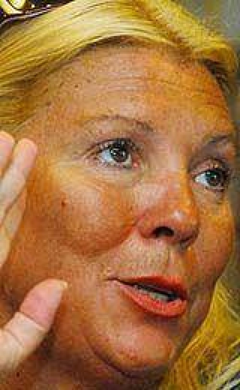 Carrió no descartó que Cristina tenga que adelantar también las elecciones presidenciales