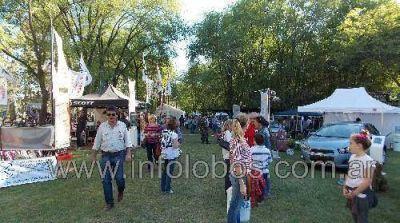 EXITOSA EXPO RURAL 2012 EN LOBOS