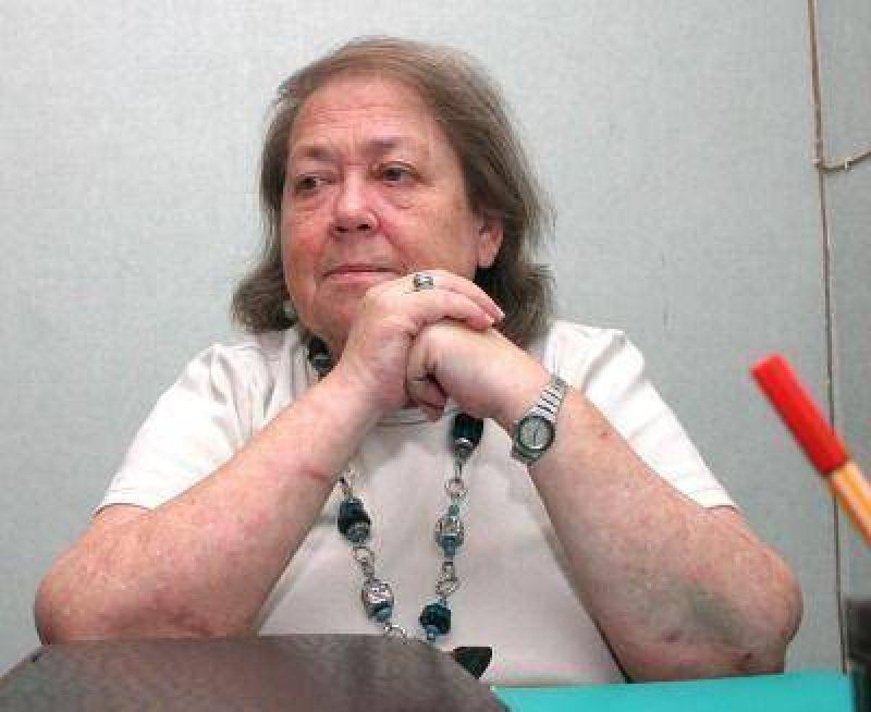 Susana Dibbern es candidata a diputada.
