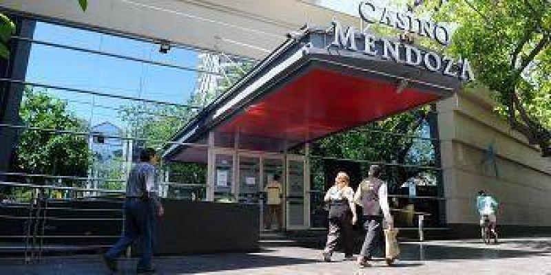 Suspendieron El Paro En El Casino De Mendoza