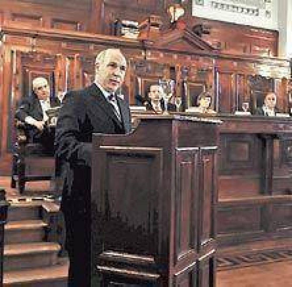 Lorenzetti seguiría al frente de la Corte por otro período