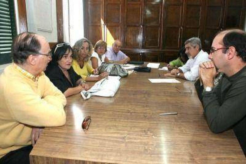 La Biblioteca Sarmiento y su pedido al municipio.