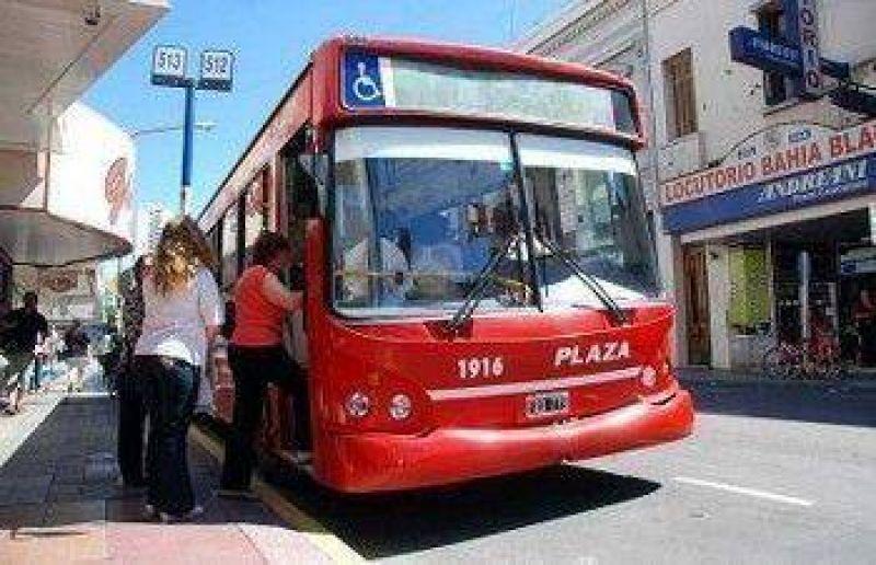 Desde hoy, todos los micros de la ciudad funcionar�n con Tarjebus