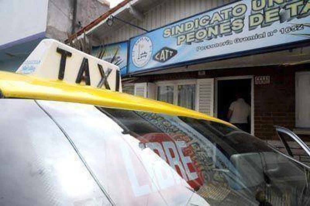 Culmina el paro de los choferes de taxis