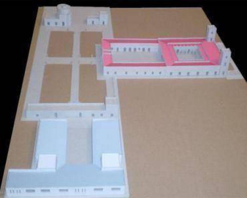 Avances para la construcción del Anexo Museal del Palacio San José.