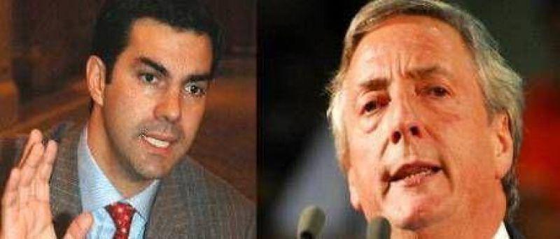 Mientras Kirchner ya habla como candidato, Urtubey asegura que no le da el temperamento para ser diputado